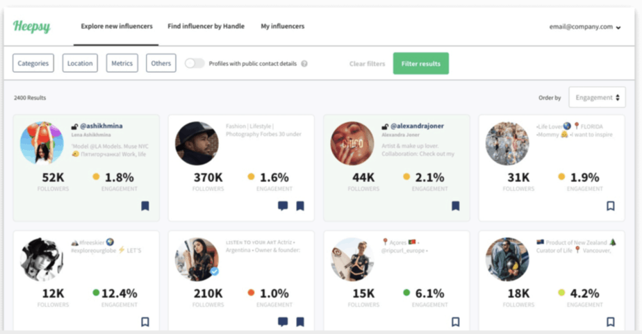 Hepsey-an-instagram-audit-tool-made-for-corporate-setting