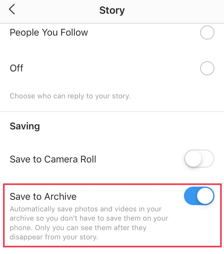 download instagram stories - Archive