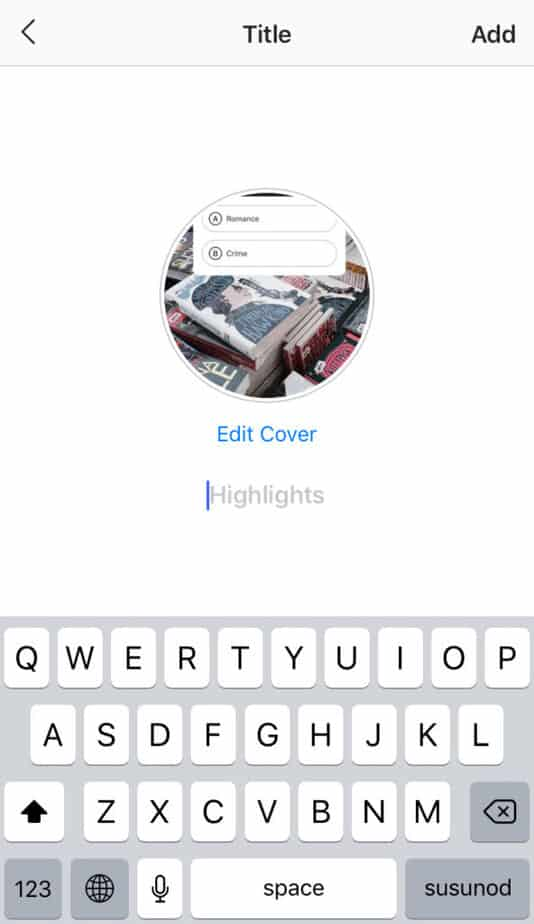 download instagram stories - Highlights