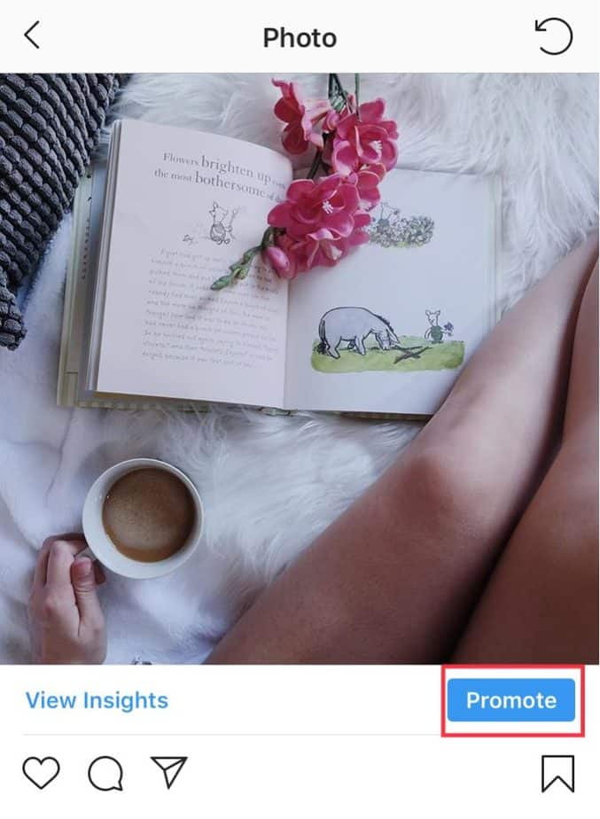 creating instagram ads sample