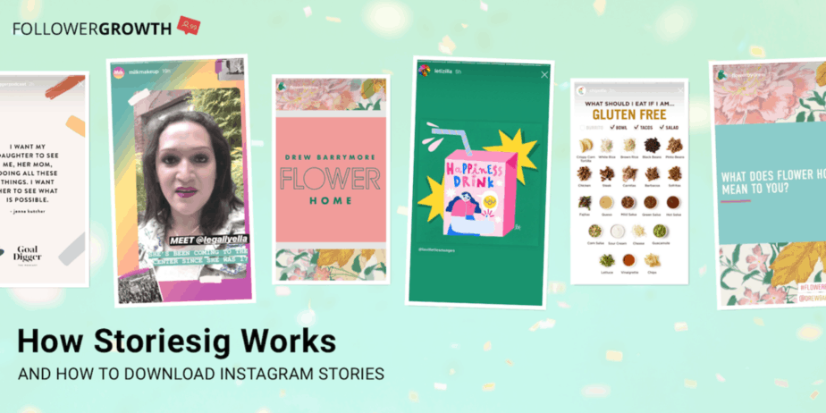How Storiesig Works and How To Download Instagram Stories