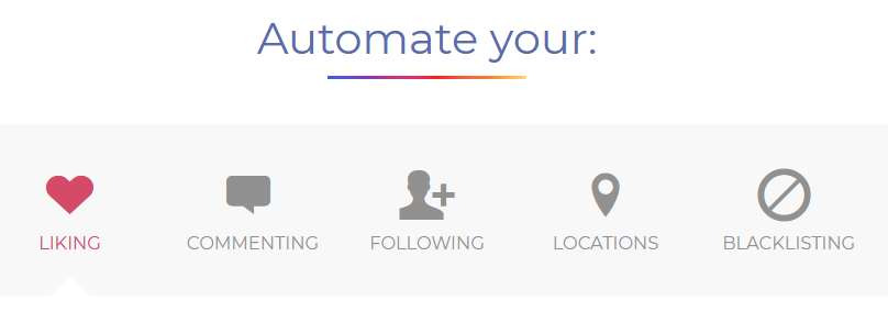 Social blooms automation services