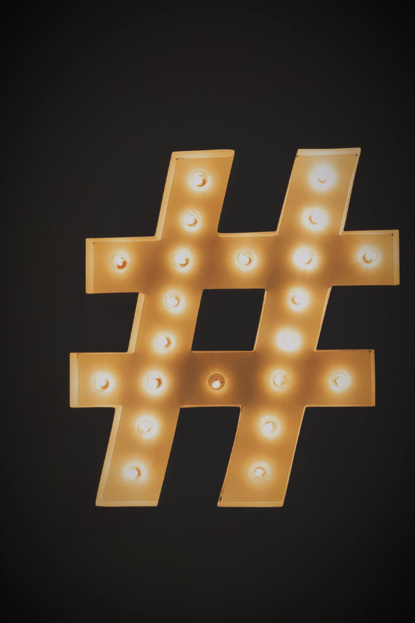 Instagram hashtags ensure the right content reaches the right users.